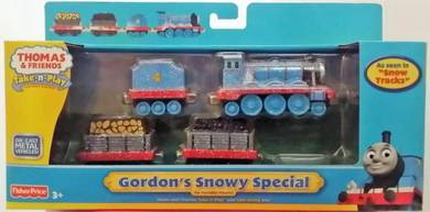 Thomas&Friends: Gordon's Snowy Special