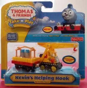 Thomas&Friends: Kevin's Helping Hook
