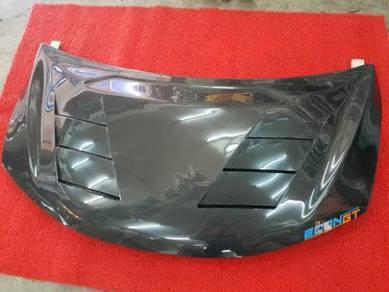 Honda jazz gk mugen carbon fibre bonet bonnet