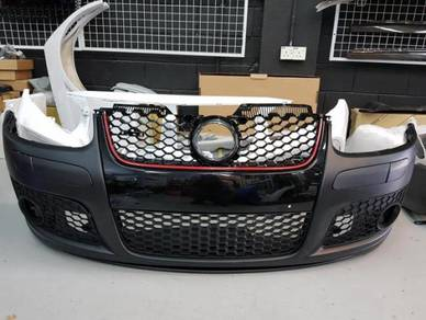 VW GOLF mk5 gti Bumper diffuser spoiler bodykit
