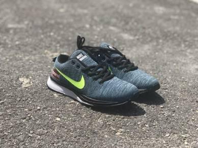 Nike flyknit racer green mint utk dijual