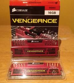 Corsair Vengeance 16GB DDR3 1600MHz RAM