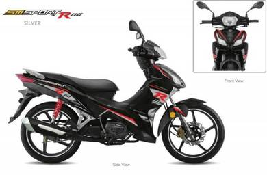 New SM Sport 110R - New color- Special Promo
