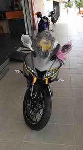 Promosi Merdeka Yamaha R15 (LOW DEP)