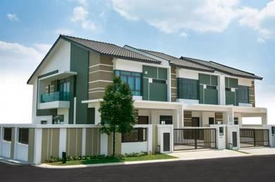 [Nearby Tesco Seremban] 2 Sty House 20x70 4r3b | Clubhouse