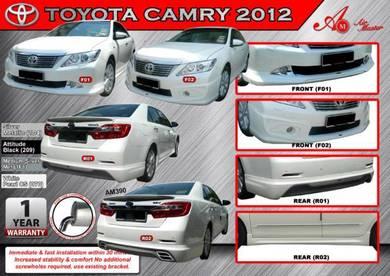 Toyota Camry 13 15 AM Bodykit body kit spoiler lip