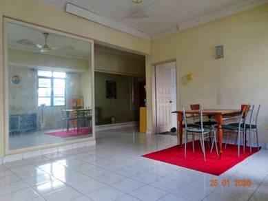 Booking 1K. Freehold Tropika Paradise Condo Subang Jaya. Strata Ready