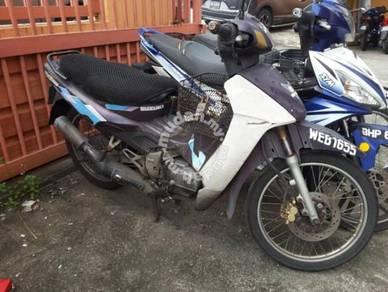 Suzuki ru110