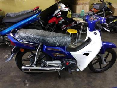 Honda EX-5 110
