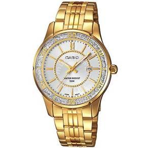Watch - Casio Ladies LTP1358G-7A - ORIGINAL