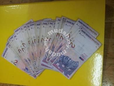 Wang lama RM2 Ahmad Don