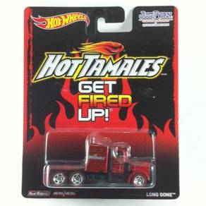 Hotwheels Pop Culture Hottamales Long Gone