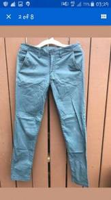 Armani exchange slimfit sz 32 blue