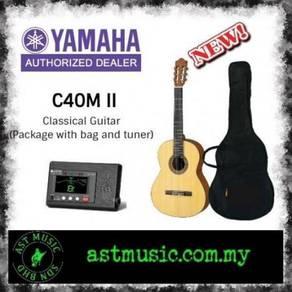Yamaha C40M/02 C-40M II Classical Guitar Pack