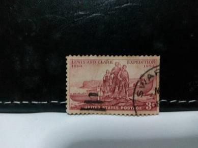 1954 USA Stamp, Expedition