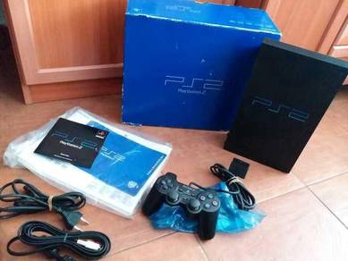 Playstations 2 PS2 PHAT VERSION + HDD FULL GAMES