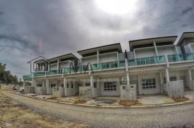 New Double Storey Terrace , Menggatal, Kota kinabalu