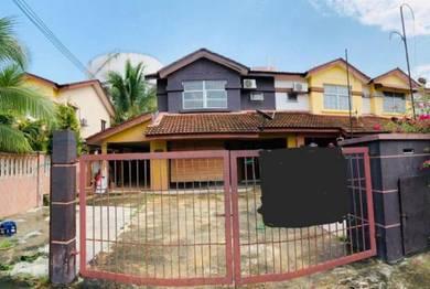 [Extra Land] 2 Storey House Taman Desa Mas Country Homes Rawang