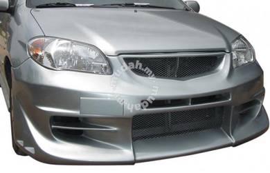 Toyota Vios 04-06 Damd Bodykit
