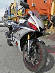 Yamaha r25 ninja 250r cbr250r