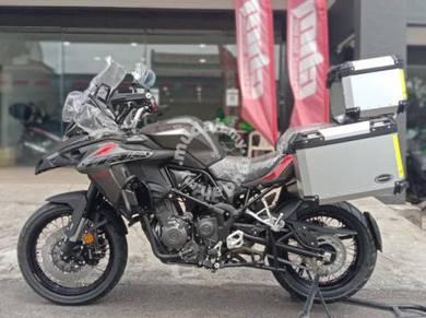 Trk 502x abs benelli offer akhir tahun