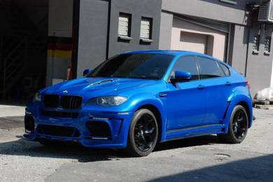 BMW X6 bodykit BMW x6 wide body BMW X6 m bodykit