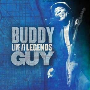 BUDDY GUY LIVE AT LEGENDS 2LP (Colored Vinyl)