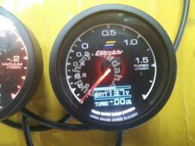 GREDDY Multi D/A Meter 2 in 1