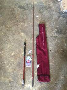 Penn Detonator SW Fishing Jigging Rod Joran