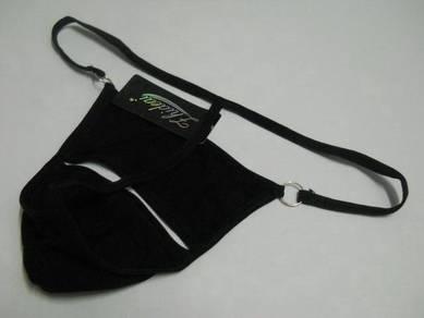 UM378-1 Open Front hole T-String Men Underwear
