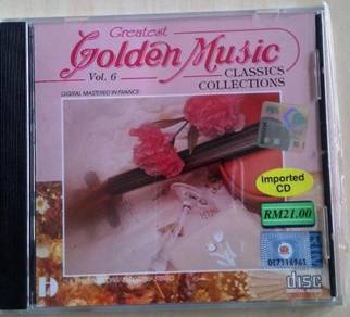 CD Greatest Golden Music Classical Collections 6