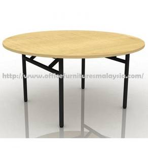 4ft Round Folding Banquet Table OFMRC1212 Cheras
