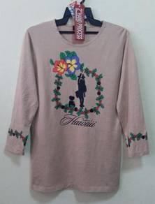 VINTAGE HAWAII COLLECTION L/S 90s DEADSTOCK