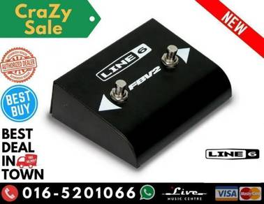 Line 6 FBV2 - 2 Button Foot Switch Guitar