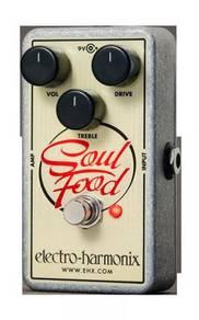 Electro Harmonix EHX Soul Food - Guitar Pedal