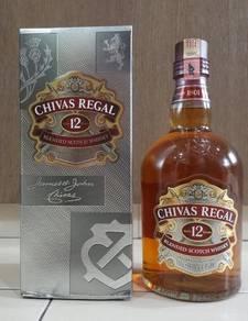 Chivas 12y bag