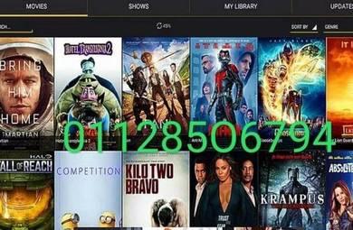 UHD*MYSIA1 full premium android tv box