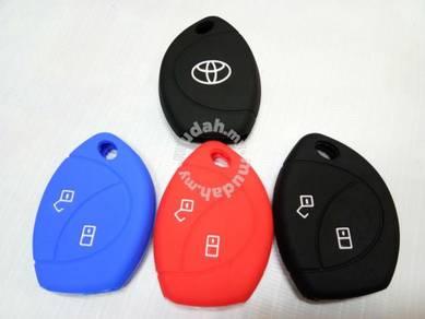 Cover Silikon Remote Alarm Toyota HILUX - BARU