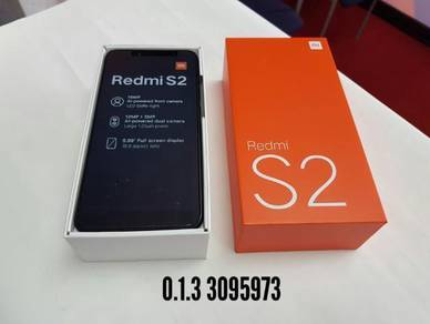 Xiaomi - redmi S2 - 32gb - New