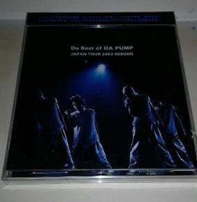 DA PUMP - DA BEST OF JAPAN TOUR 2003 REBORN Cd