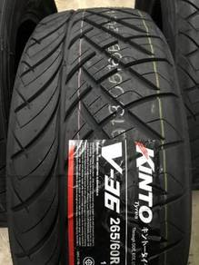 265/60/18 kinto tyre tire tayar hilux ford ranger