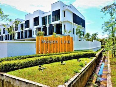 Moyan Link Townhouse at Moyan ,Kuching