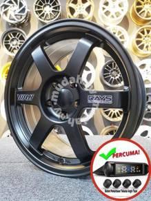 Promosi New Sport Rim TE37 17