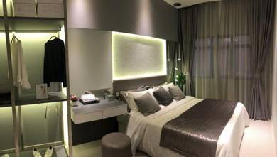 Sentul Center Luxury Condominiums, (FREEHOLD) ~ Walk to new MRT 2