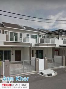 2-Sty Terrace Tmn Seri Juru Simpang Ampat