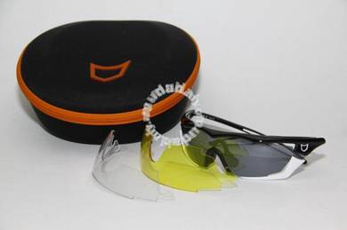 Catlike Fusion SuperWing sunglasses - 3 lenses