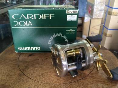 Shimano Cardiff 201A Fishing Reel