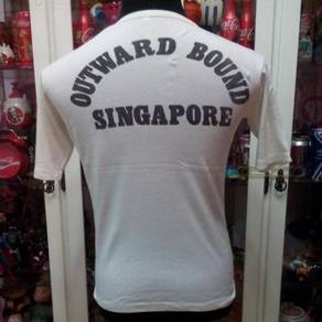 Vintage Outward Bound Singapore T Shirt