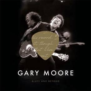 Gary Moore Blues And Beyond 180g 4LP