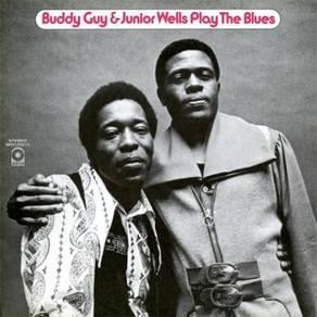 Buddy Guy & Junior Wells Play The Blues 180g